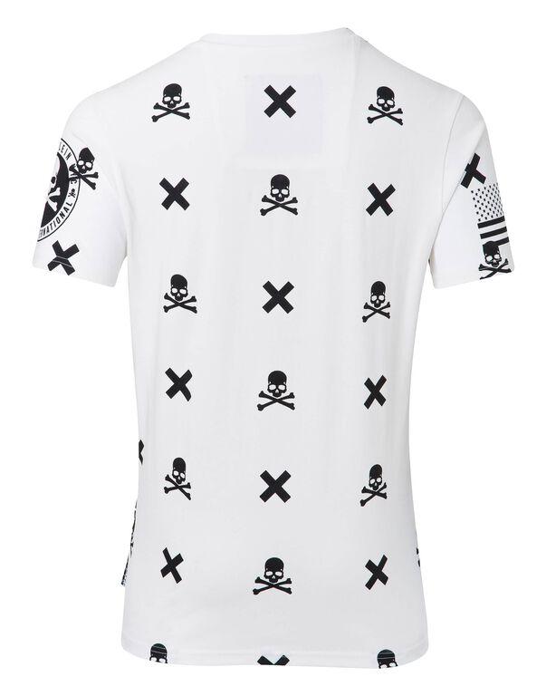 "T-shirt Round Neck SS ""rick"""