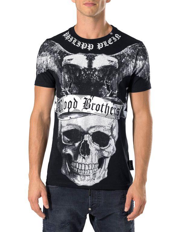 "T-shirt Round Neck SS ""Lips"""