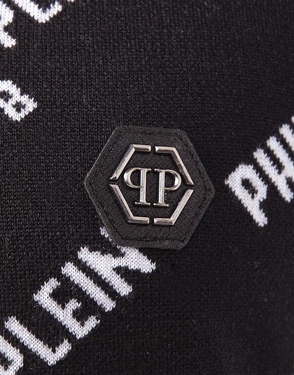 """Pullover Round Neck LS """"Philipp Plein 1978"""""""