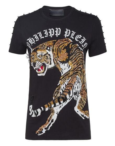 T-shirt Round Neck SS London Call