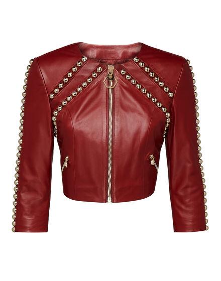 Leather Bolero Fantastic Queen