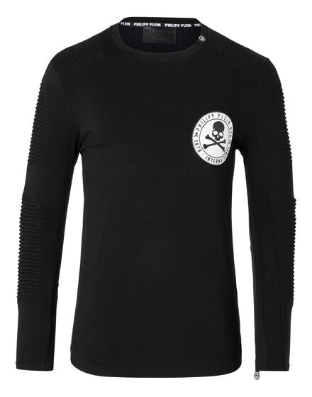 T-shirt Round Neck LS albert