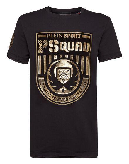 T-shirt Round Neck SS #squad