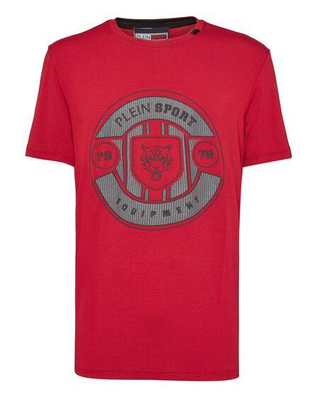 T-shirt Round Neck SS 78 equipment