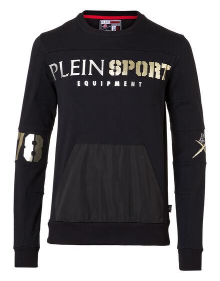 Sweatshirt LS Gold gun