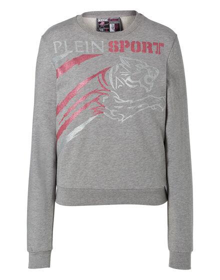 Sweatshirt LS Long Reps