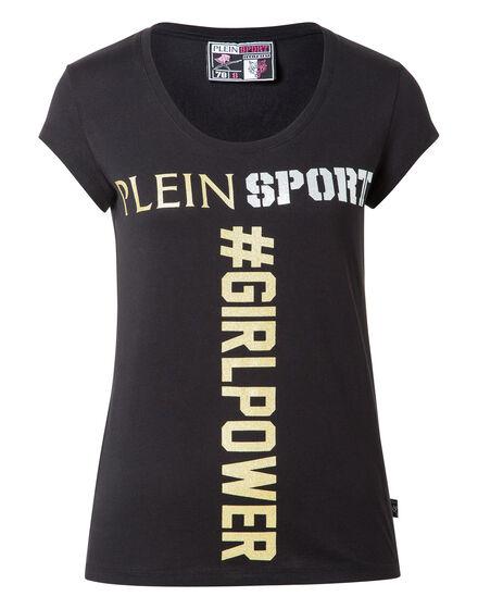 T-shirt Round Neck SS Workout Pain