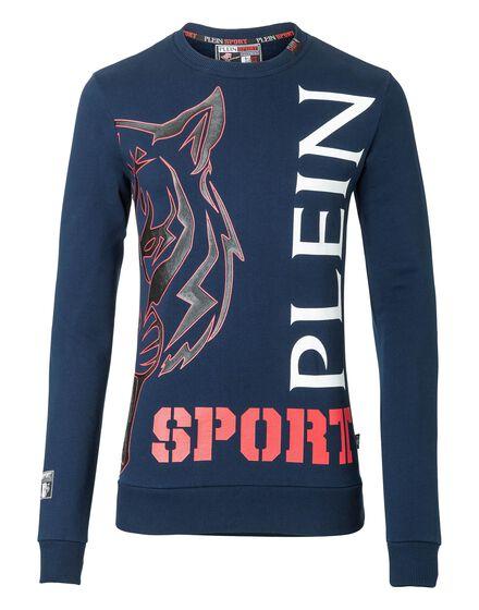Pullover V-Neck LS Full