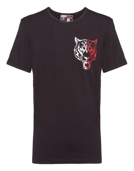 T-shirt Underwear Basic tiger