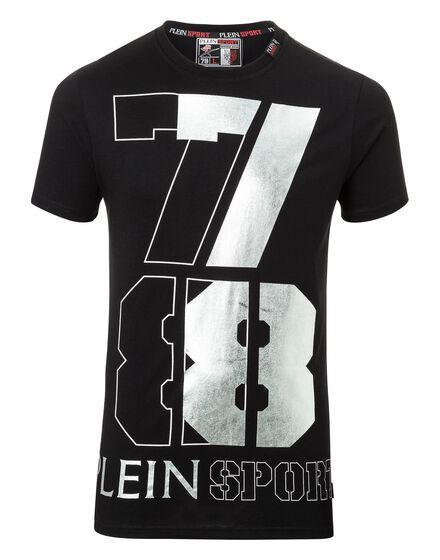 T-shirt Round Neck SS Chin music