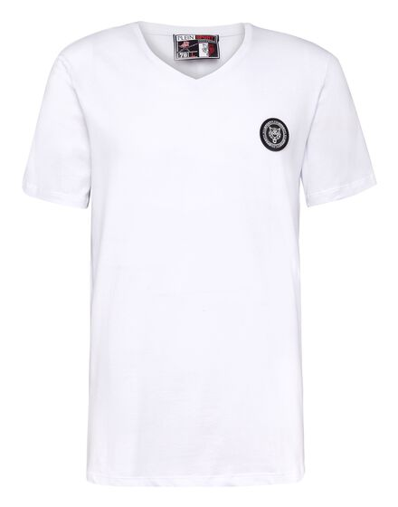 T-shirt V-Neck SS Basic one