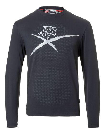 Sweatshirt LS Shorty Garnett
