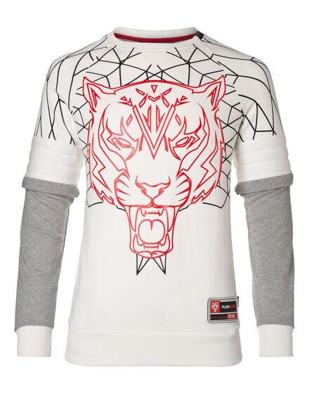 Sweatshirt LS Atominc drop