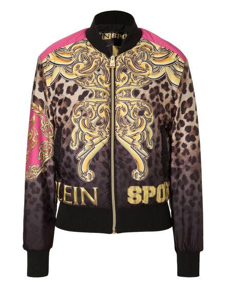 Jogging Jacket Strong Gold