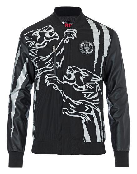 Nylon Jacket Double tiger -P