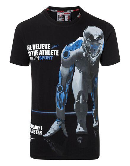 T-shirt Round Neck SS Demonte
