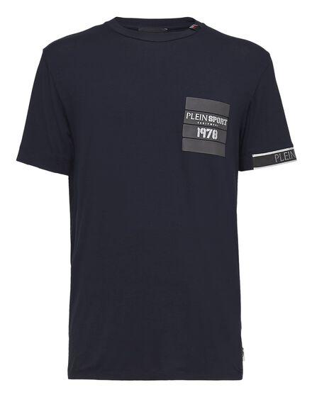 T-shirt Round Neck SS Sport 78