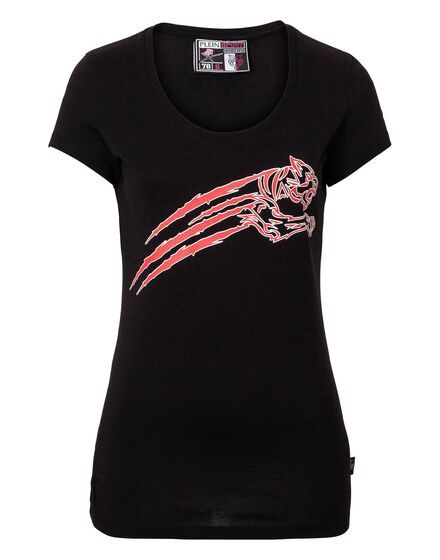 T-shirt Round Neck SS Athlet Rav