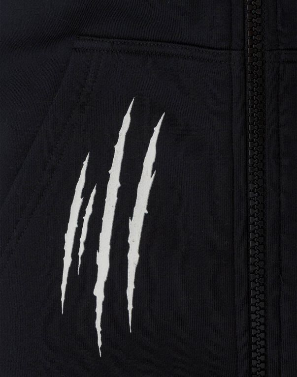 "Hoodie Sweatjacket ""All"""