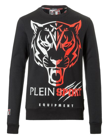 Pullover Round Neck LS Play