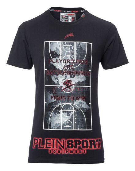 T-shirt Round Neck SS Mads