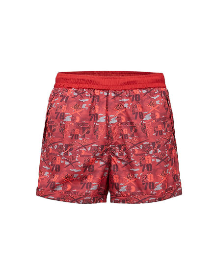 Beachwear Short Trousers Name of love