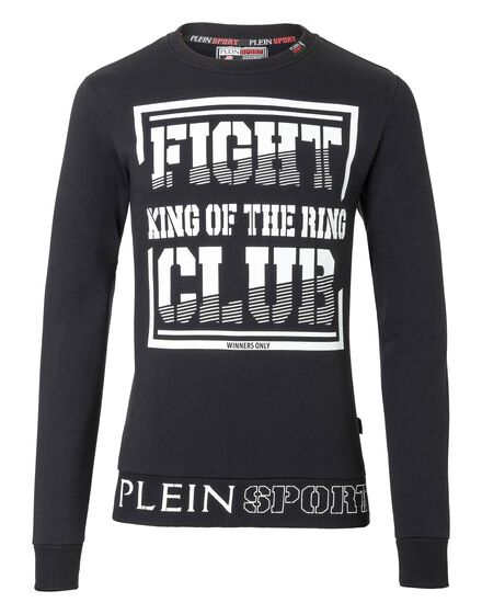 Pullover Round Neck LS Ring