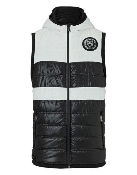 Down Jacket Vest Let`s go -P