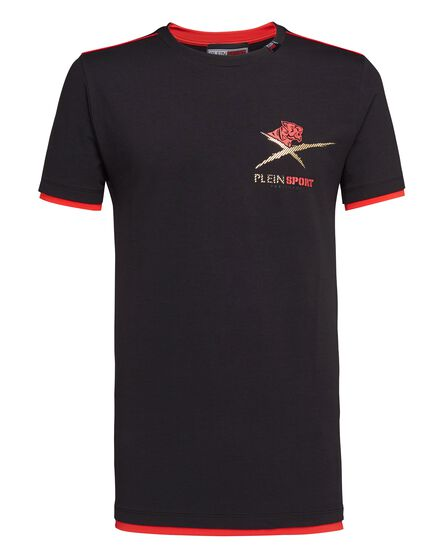 T-shirt Round Neck SS Agile