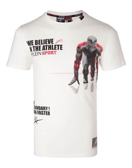 T-shirt Round Neck SS Herper