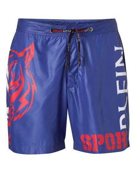 Beachwear Trousers Tiger