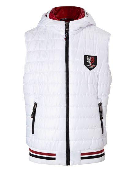 Down Jacket Vest Fun