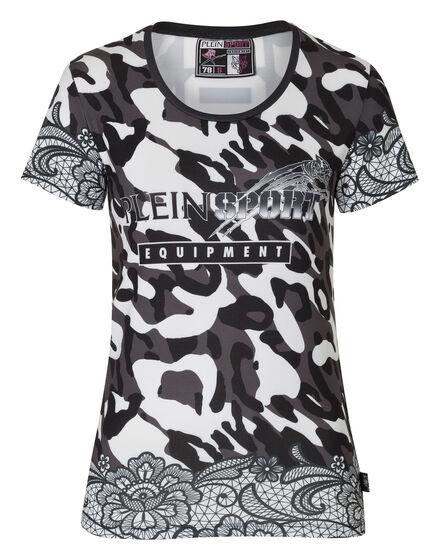 T-shirt Round Neck SS Workout Four