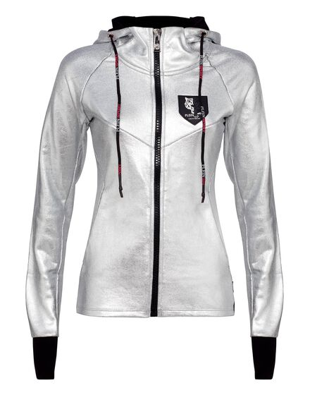 Jogging Jacket Circuit Gold