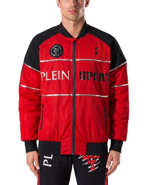 "Nylon Jacket ""Team"" -P"