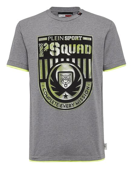 T-shirt Round Neck SS #squad