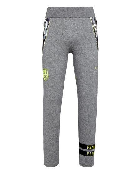 Jogging Trousers Run camou
