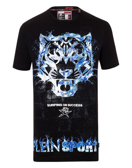 T-shirt Round Neck SS Powerful