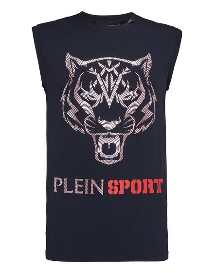 Tank top Tiger face