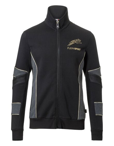 Jogging Jacket Gold
