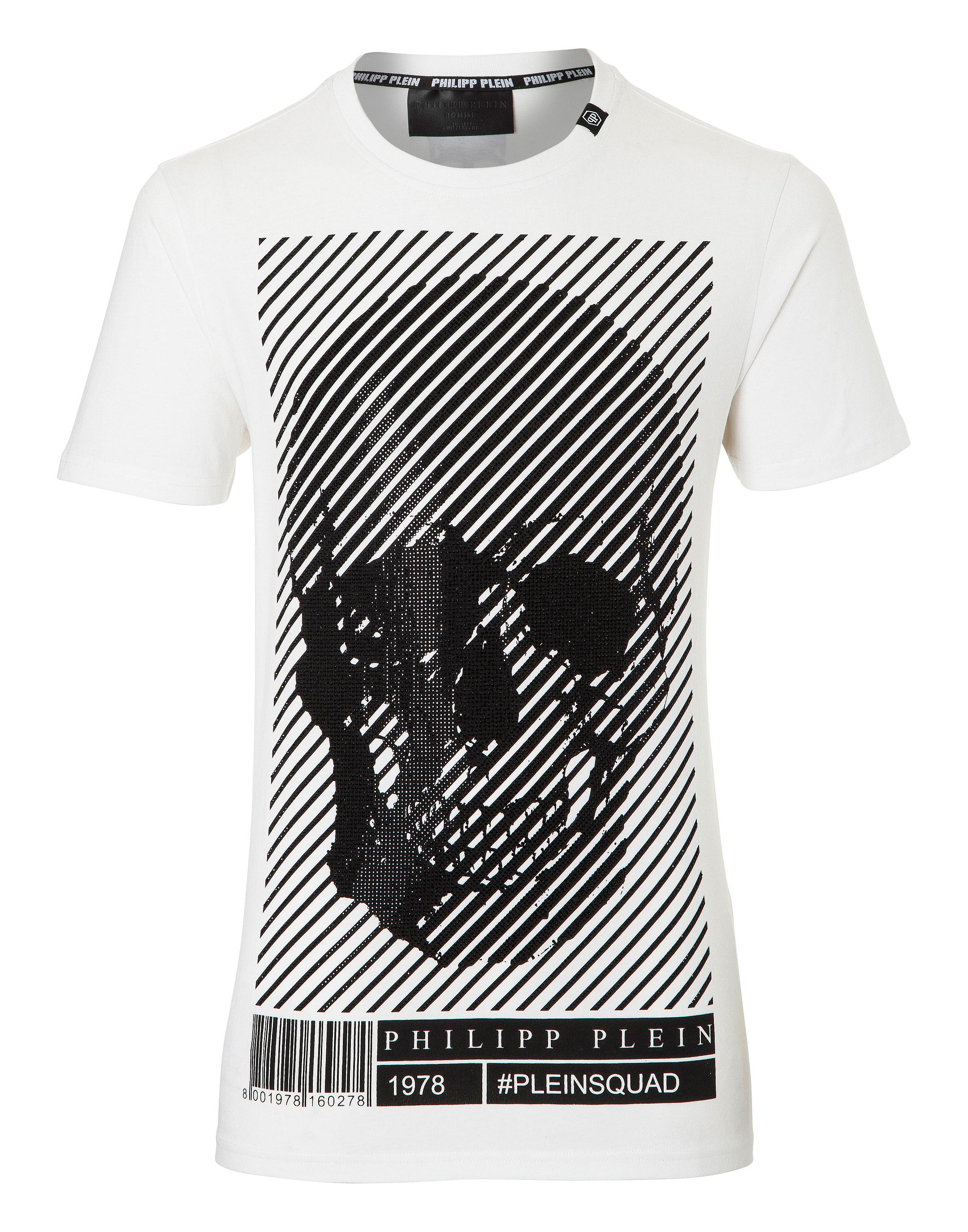 Round Shirt Plein Oscar Philipp Ss Outlet Neck T U5wFaa
