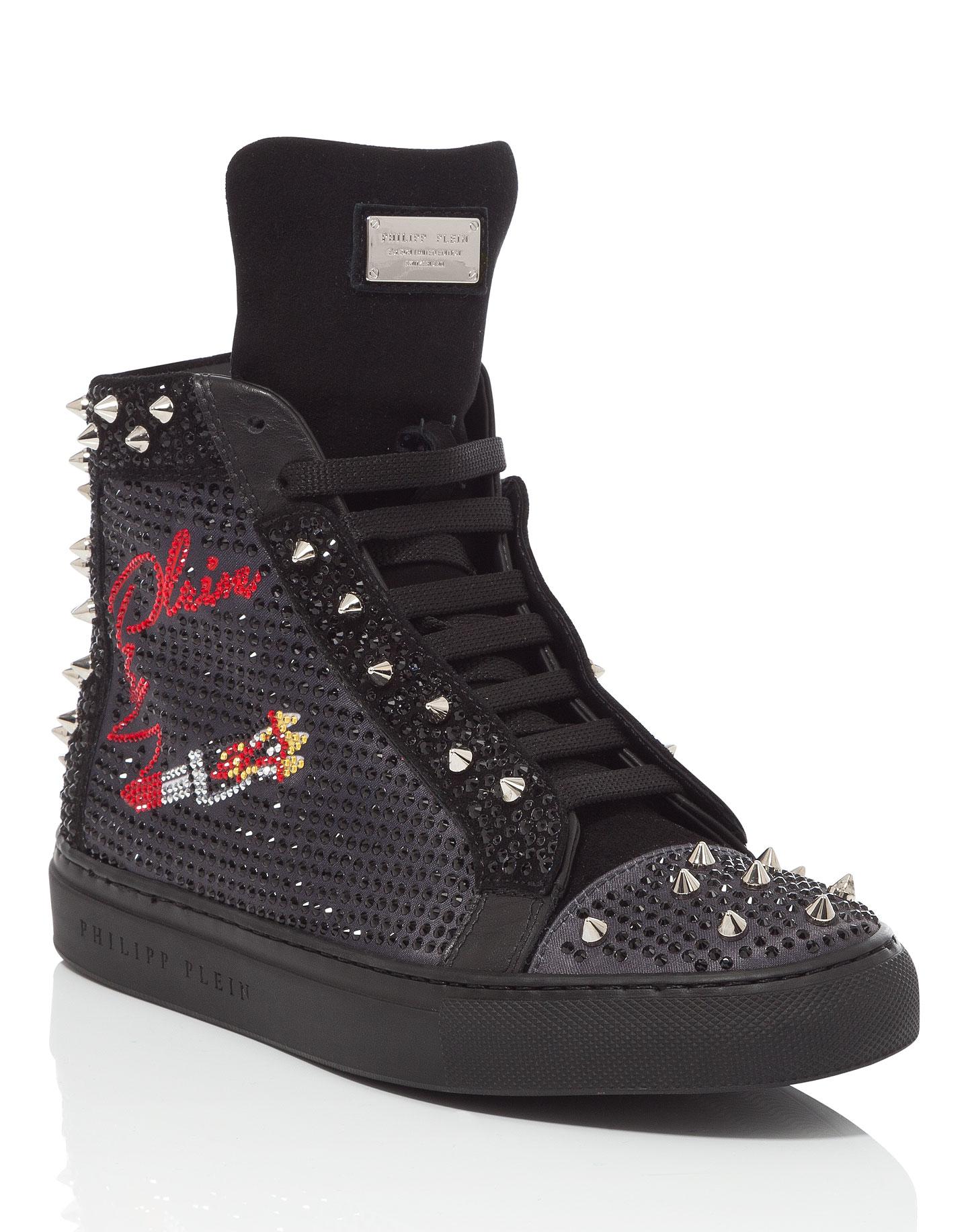 Mid-Top Sneakers \