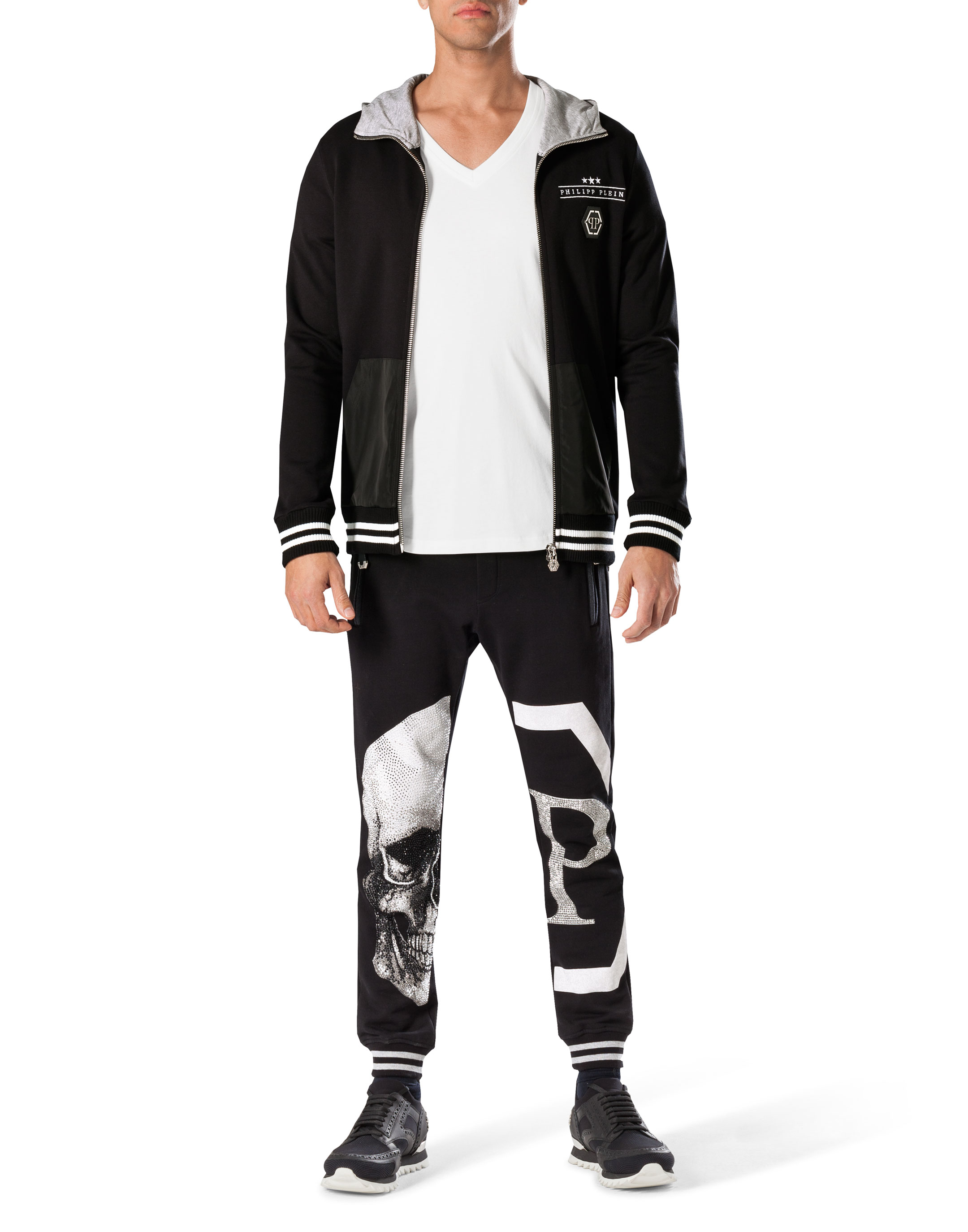 Outlet WorkPhilipp Outlet Plein Hoodie WorkPhilipp Hoodie Plein Sweatjacket WorkPhilipp Sweatjacket Hoodie Plein Sweatjacket J3uFTlc5K1