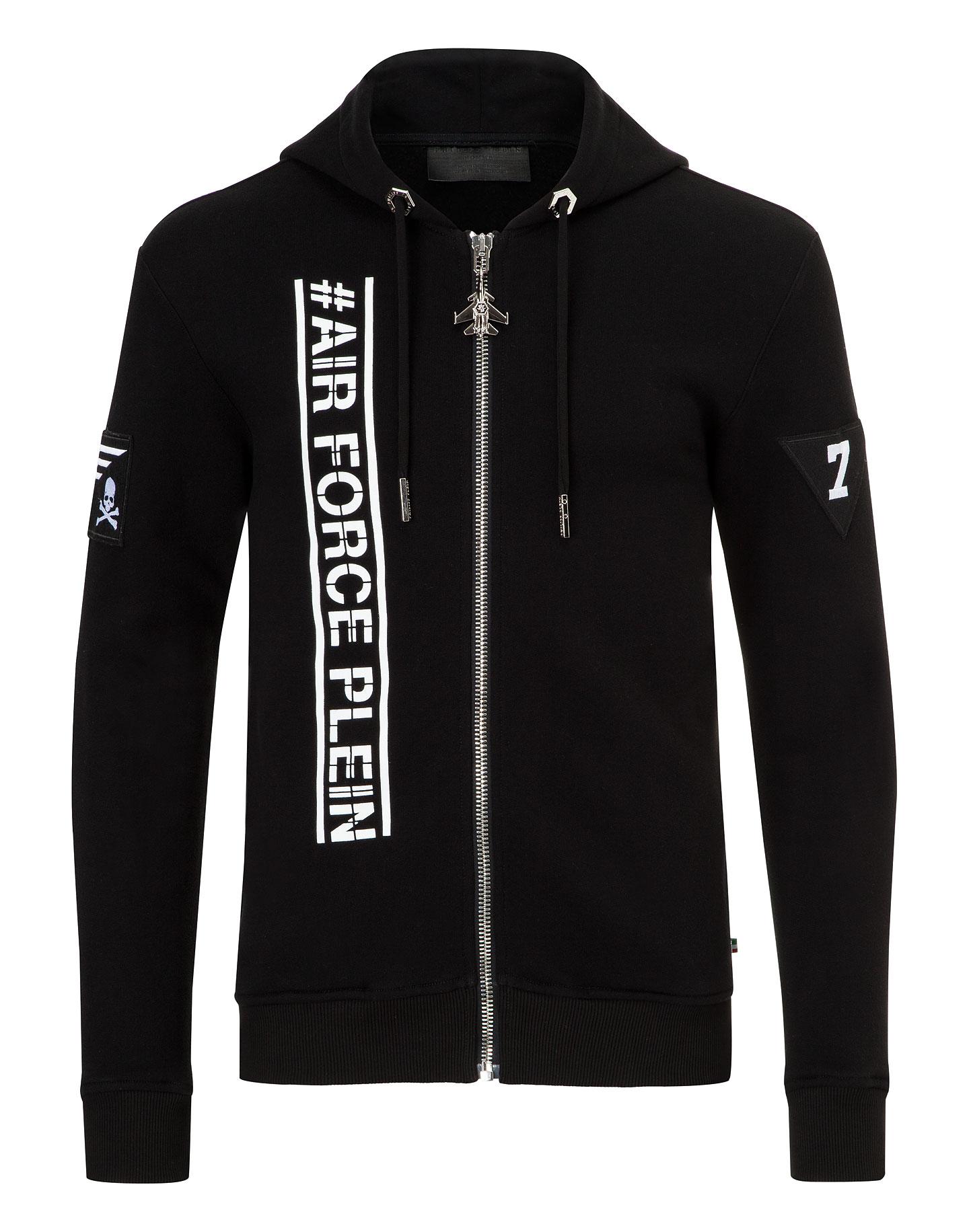 jackets philipp plein veste zipper air force plein