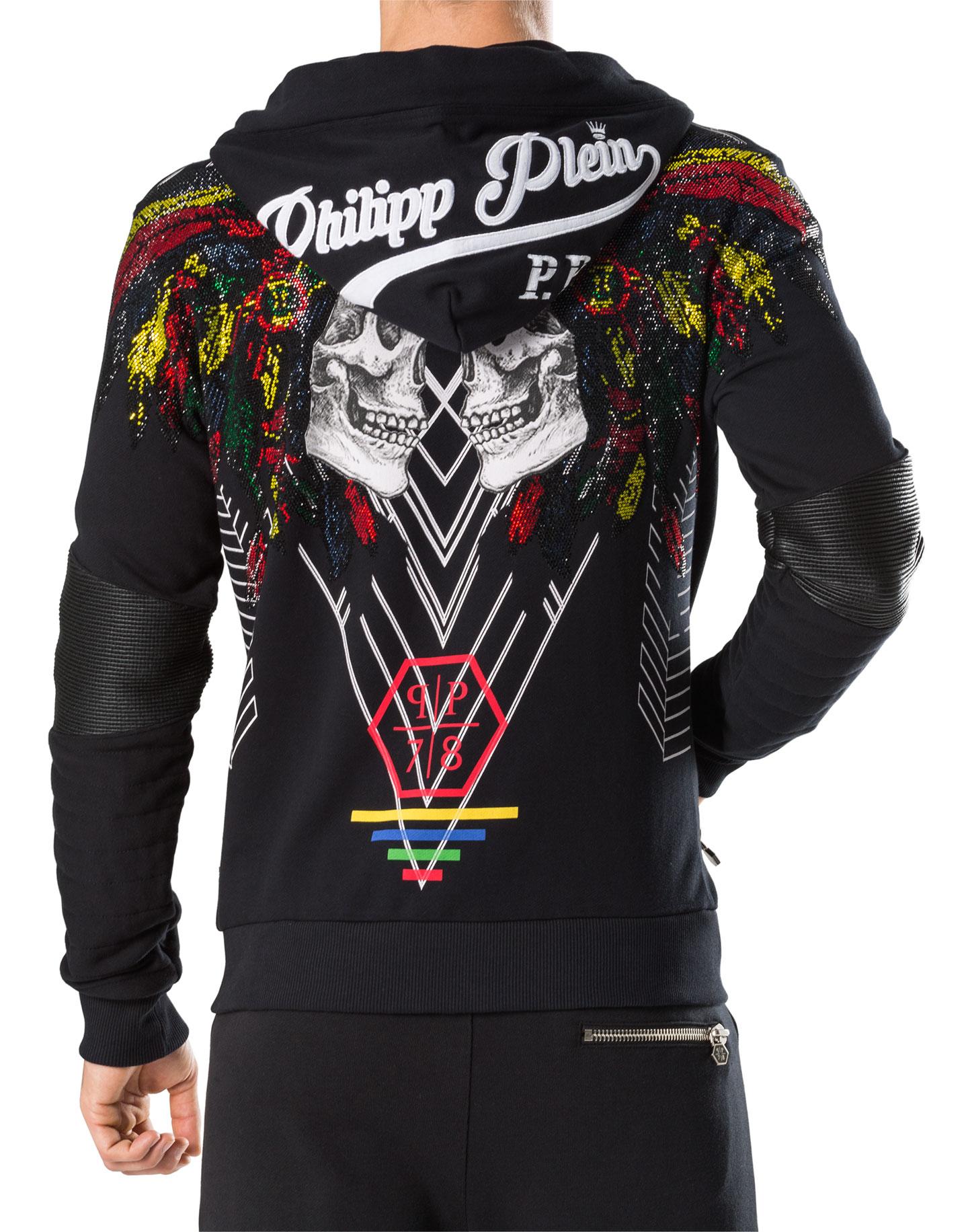 Hoodie Sweatjacket \