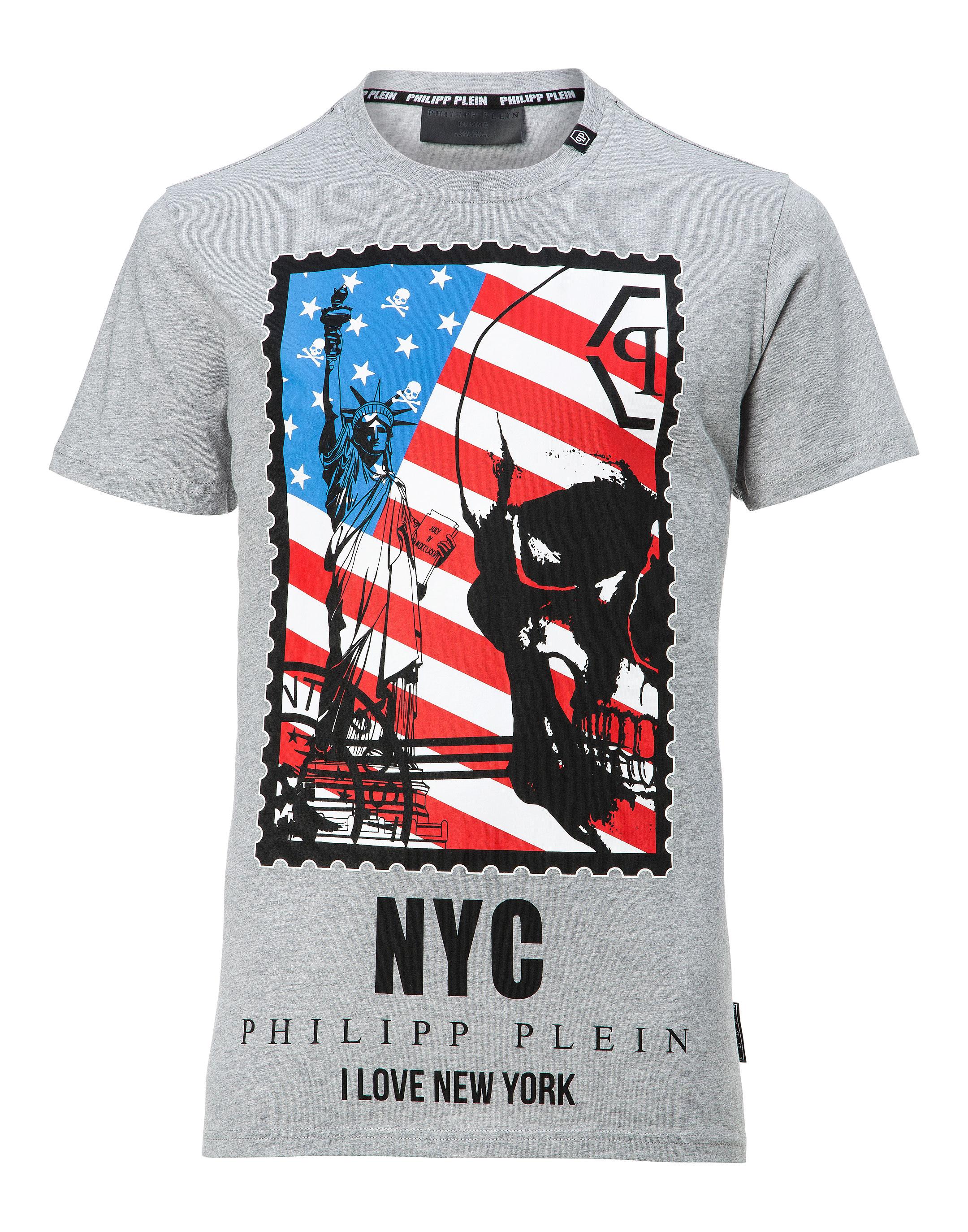 a33c155a20 T-shirt Round Neck SS