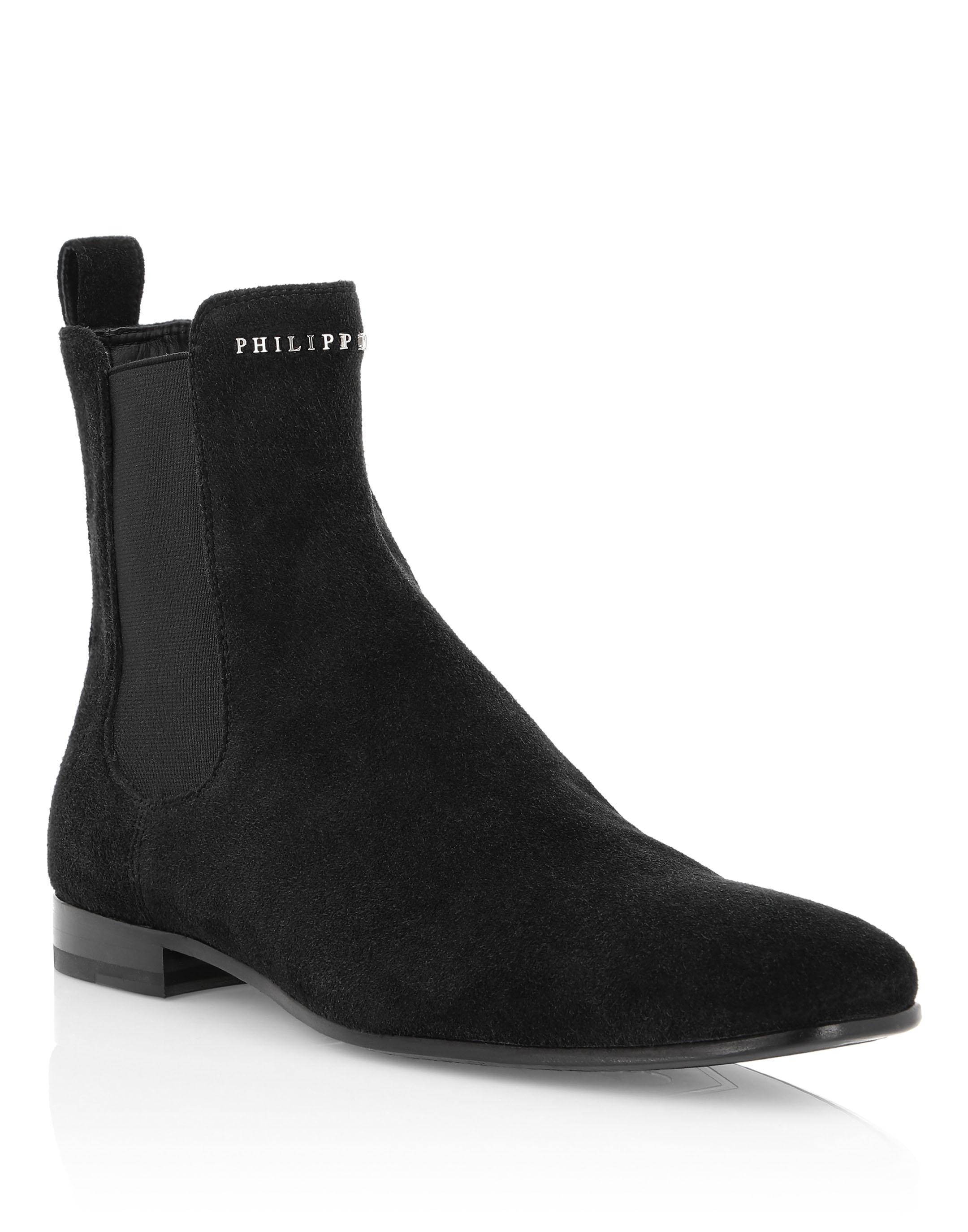 Boots Low Flat Statement   Philipp