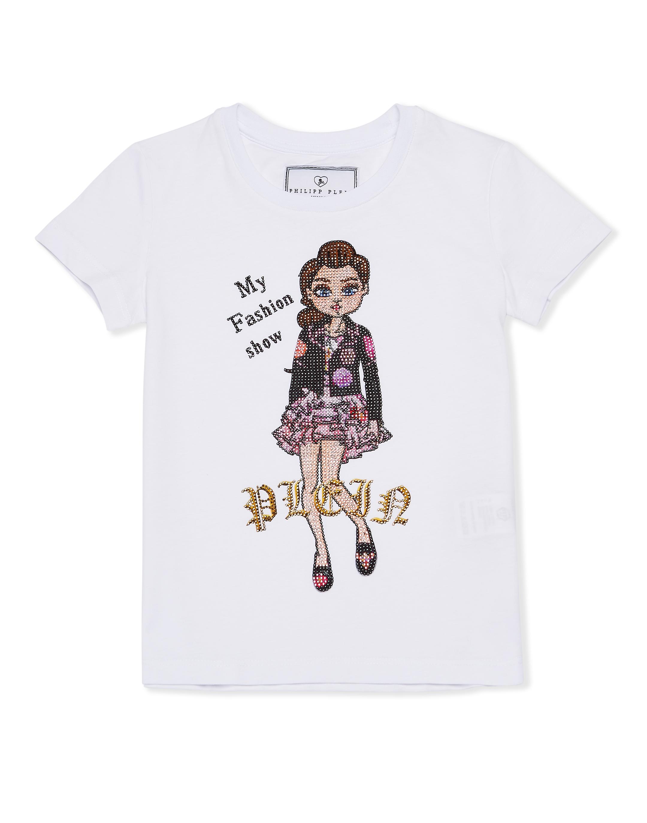44bb55e98 T-shirt Round Neck SS