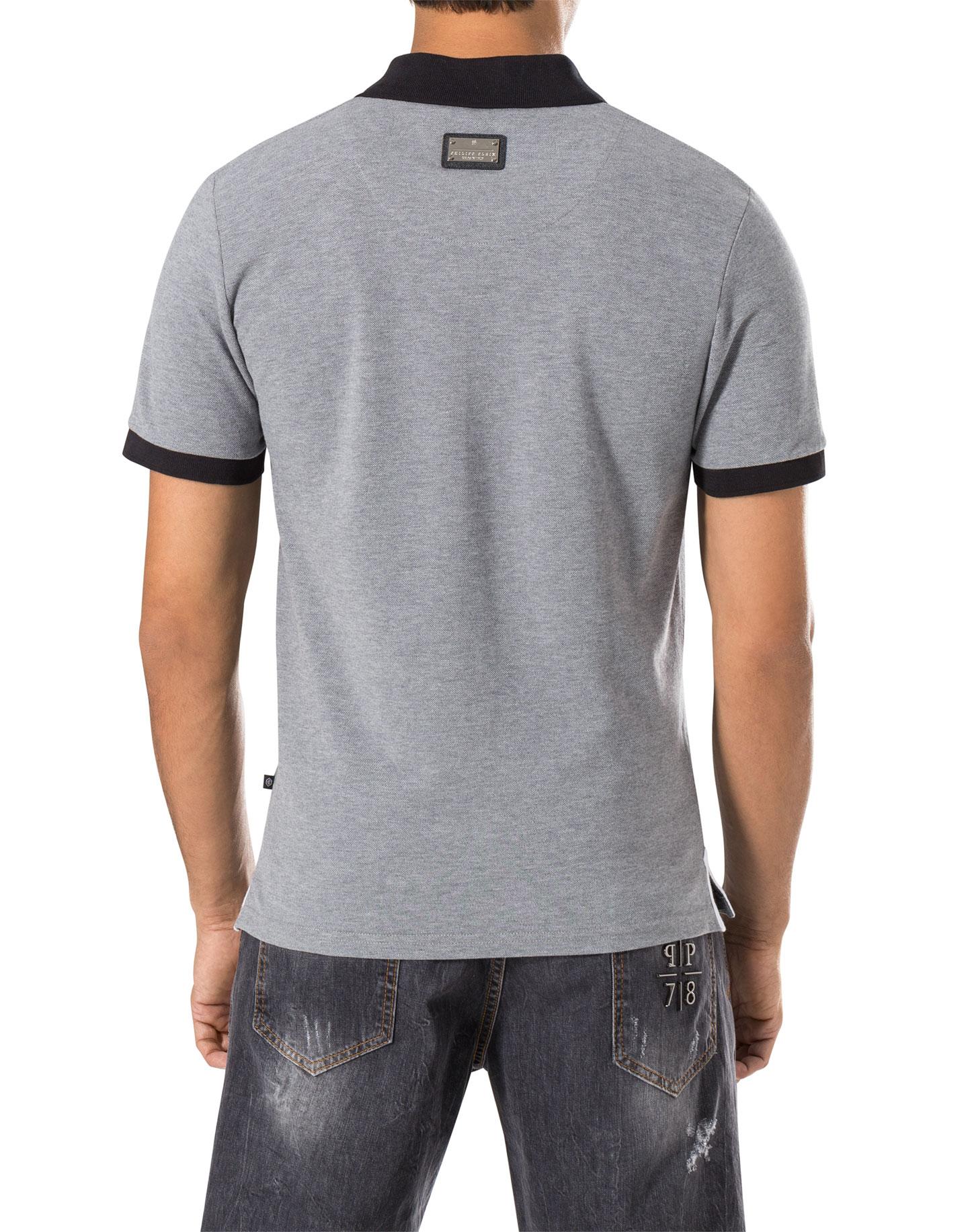 Polo Shirt Punk Is Plein Philipp Plein Outlet