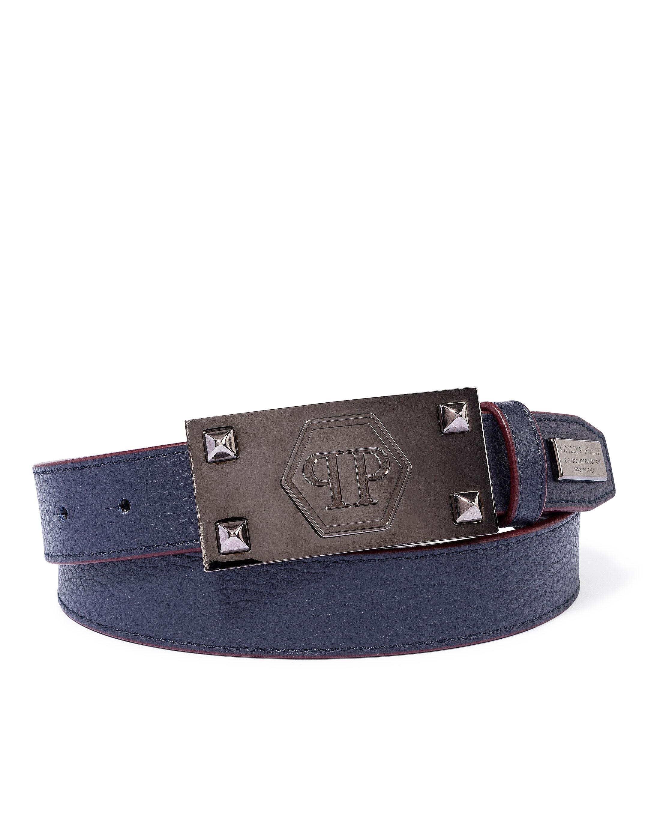 belt rich two philipp plein outlet. Black Bedroom Furniture Sets. Home Design Ideas